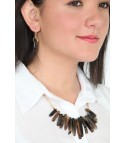Collar Tribal Agata