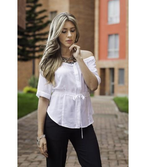 Blusa Clarity